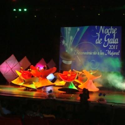 NOCHE DE GALA 2011 ALCADÍA DE MEDELLÍN